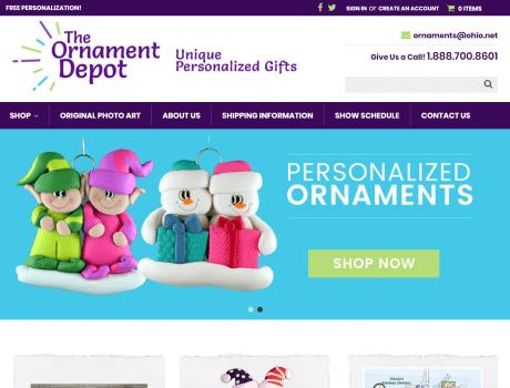 The Ornament Depot